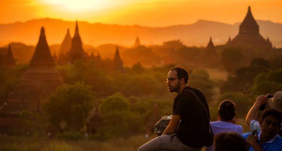 Myanmar Cruise Mandalay to Bagan
