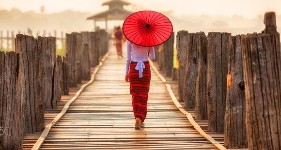 Myanmar Cruise Bagan to Mandalay