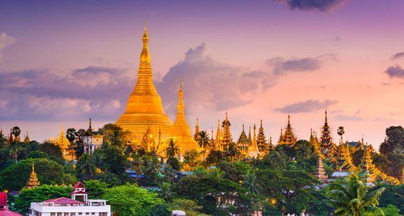 Myanmar Cruise Yangon to Mandalay