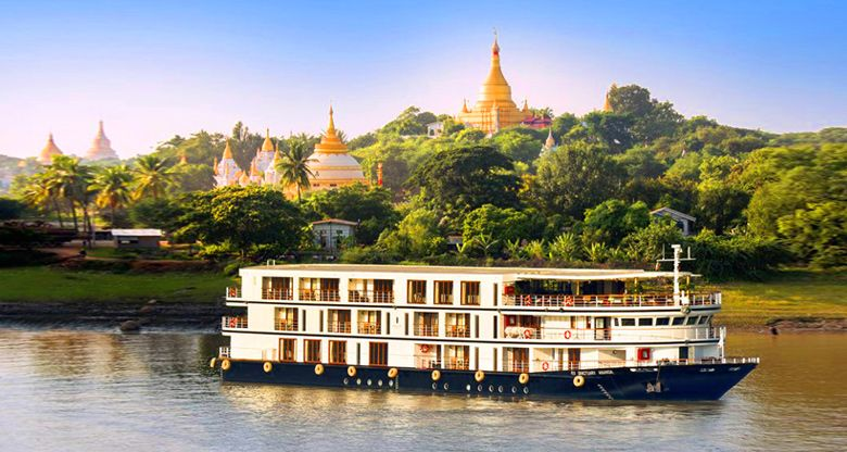 Myanmar Luxury Cruises