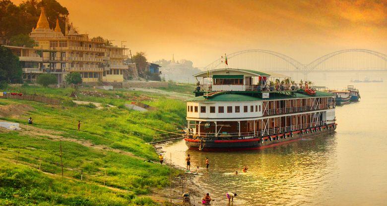 Myanmar Cruise Deals