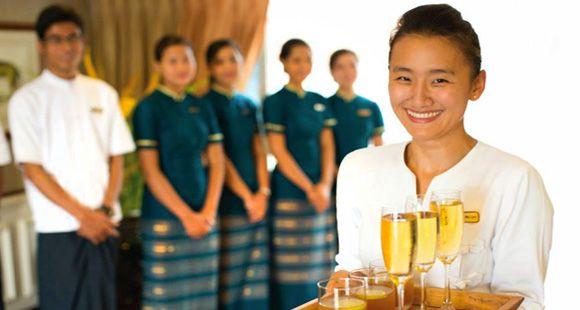 Myanmar Cruise Bagan to Yangon