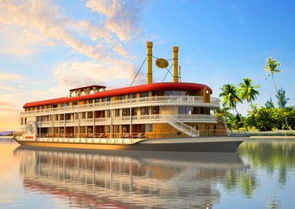Newest Myanmar Cruises